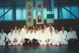 Семинар под руководстом Йоджи Фуджимото (8 дан Айкикай) (КРАГ)
