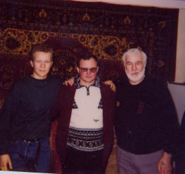 Гарри Киндред, Петр Бакулев, Джордж Оттон