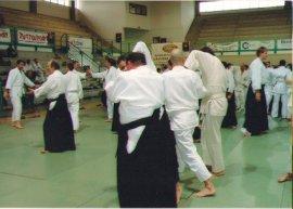 Юбилейный семинар 40-летия Айкидо Айкикай Италии