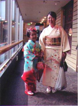 Колориты Японии